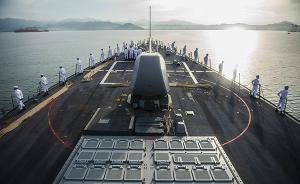 """""""美舰再撞商船""""背后:南海任务太多,美海军正""""疲于奔命"""""""