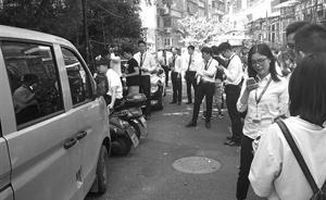 杭州老夫妻以略低价挂牌出售自住房,一天18家中介排队看房