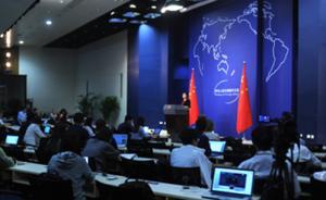 """美韩联合军演再启,外交部:敦促美韩积极考虑""""双暂停""""倡议"""