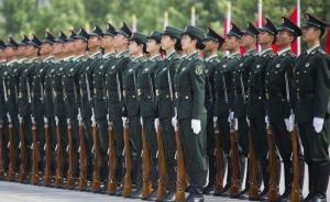 新修订的解放军军事训练试行条例发布:坚持以战领训