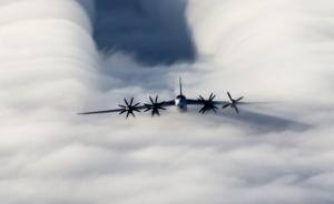 俄战略轰炸机在太平洋中立海域例行飞行,日韩战机一度伴飞