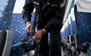 """公安部严查""""两客一危""""隐患:59座客车安全带缺失32根"""