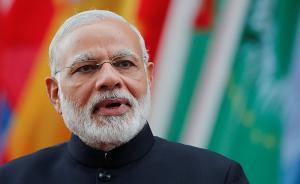 印度外交部:莫迪将参加下月举行的金砖国家领导人厦门会晤