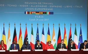 """欧非7国领导人共商""""根治难民"""":欧盟出钱,非洲管好难民"""