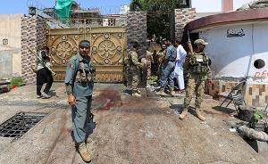 阿富汗一议员住宅遇袭致2死1伤,IS宣称负责