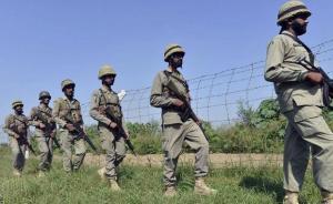 印度进行大规模军改,57000名士兵被重新部署到战斗岗位