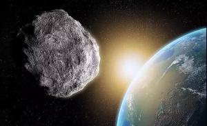 """大型小行星明天与地球""""擦肩而过"""",距地球18倍地月距离"""