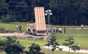 萨德环评接近尾声,剩余4辆发射车最快下周运入驻韩美军基地