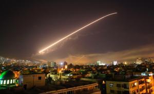 视频|一小时!美军宣布对叙利亚首轮空袭结束