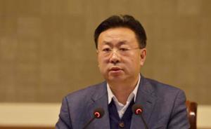 陕西省卫计委党组书记胡志强接受纪律审查和监察调查