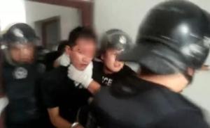 广西河池一35岁待业男子在家行凶杀死老父,自称受不了唠叨