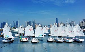 """自北向南贯穿四大海域,中国帆船赛事也有""""中超""""了"""