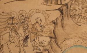 由瓜州东千佛洞榆林窟看《唐僧取经图》的流变