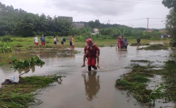 应急管理部:本轮暴雨洪涝灾害已造成88人死亡、17人失踪