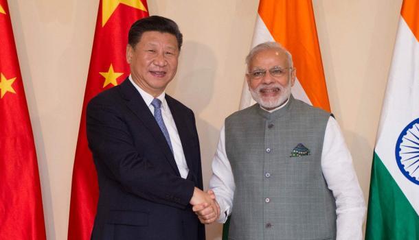 习近平将同印度总理莫迪在武汉举行非正式会晤